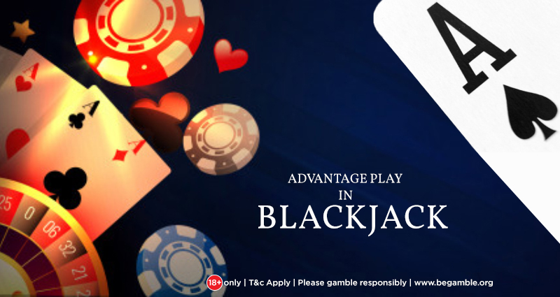 "Online Blackjack ultimate winning technique- ""Advantage Play"""