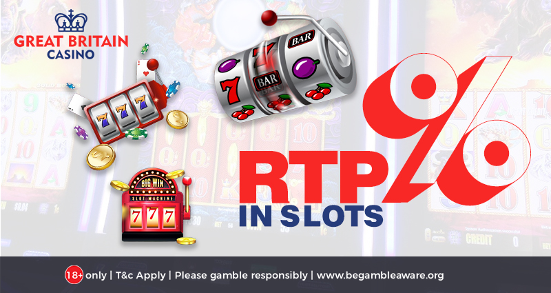 RTP in Slots at Great Britain Casino. Detail Explanation