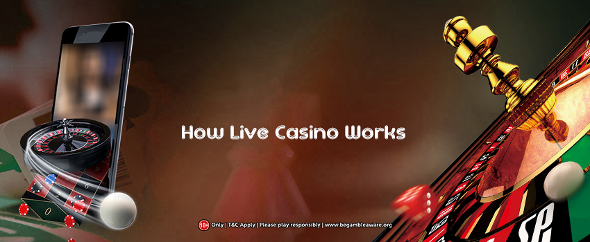 How Live Casino Works? Crucial Things You Must Know About